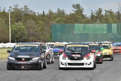 Start of race