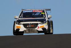 #94 MARC Cars Australia, Mazda 3 V8: Gerard McLeod, Bryce Fullwood, Nick Rowe