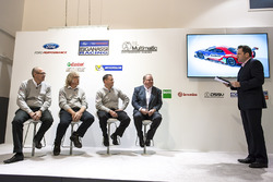 George Howard-Chappell, Ford GT program menajeri, Larry Holt, Multimatic Motorsporları Teknik Direktörü, Dave Pericak, Director, Ford Performance, Chip Ganassi, Chip Ganassi Racing