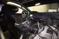 Opel Astra TCR cabina