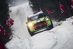 Mait Maarend, Minkel Kapp, Mini John Cooper Works WRC