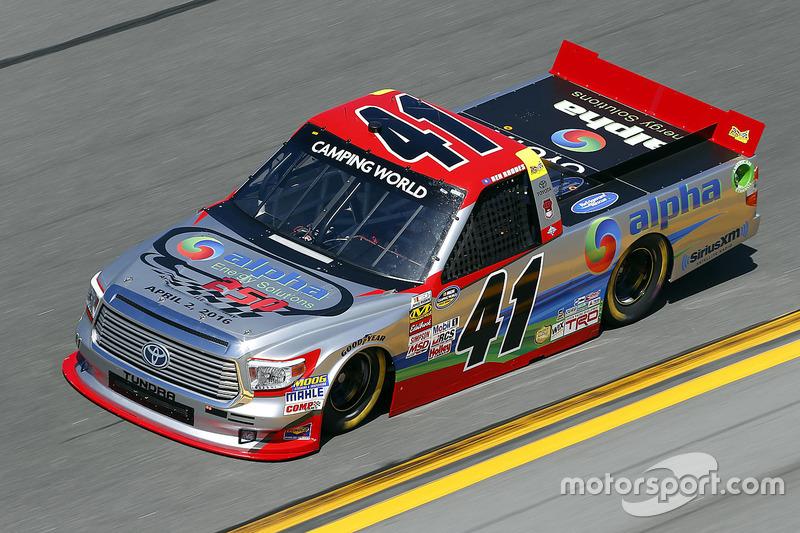#41 Ben Rhodes (ThorSport-Toyota)