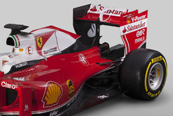 Ferrari SF16-H Detail
