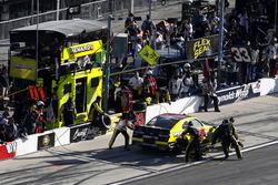 Arrêt aux stands pour Brandon Jones, Richard Childress Racing Chevrolet