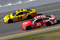 Кріс Буешер, Front Row Motorsports Ford, Грег Біффл, Roush Fenway Racing Ford