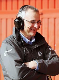 John McQuilliam, Manor Racing technische directeur