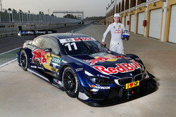 Marco Wittmann, BMW Team RMG, livery announcement