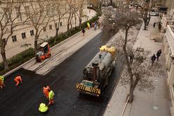 Yeni asfalt