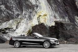 Mercedes-Benz C 400 4MATIC Cabriolet
