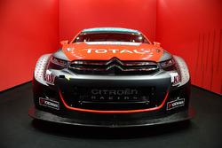 Citroën C-Elysee WTCC, Citroën World Touring Car team 2016 renk düzeni