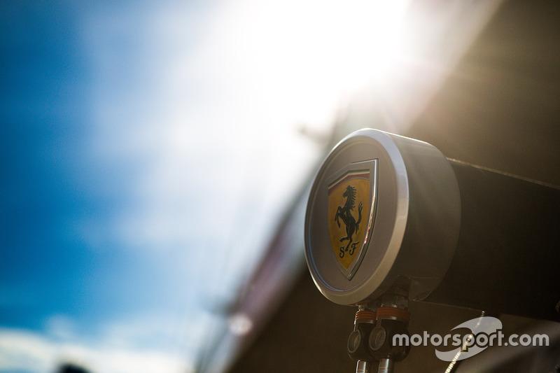 Logo da Ferrari
