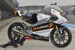 La Peugeot Saxoprint RTG