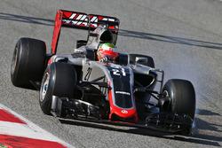 Эстебан Гутьеррес, Haas F1 Team VF-16