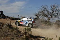 Андреас Миккельсен и Андерс Джагер, Volkswagen Polo WRC, Volkswagen Motorsport