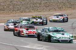 Agustin Canapino, Jet Racing Chevrolet, Mariano Werner, Werner Competicion Ford, Facundo Ardusso, JP Racing Dodge, Mauro Giallombardo, Maquin Parts Racing Ford, Mauricio Lambiris, Coiro Dole Racing Torino, Sergio Alaux, Coiro Dole Racing Chevrolet
