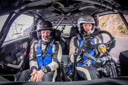 Alex Lukyanyuk e Alex Arnautov, Ford Fiesta R5