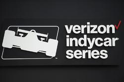 IndyCar signage