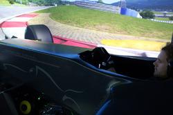 Adrenaline Control simulator at Gilze-Rijen, The Netherlands