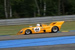 ##44 Lola T290 1972: Yvan Mahe, Michel Baudoin