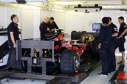 Scuderia Toro Rosso, scrutineering