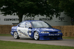 Andy Rouse, 1993 Ford Mondeo S1