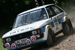 Steve Rockingham, 1980 Talbot Sunbeam Lotus (ex Stig Blomqvist)