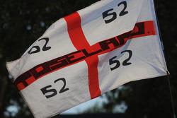 Bandera de James Toseland