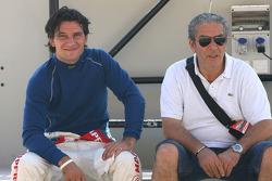 Giorgio Pantano, Racing Engineering en GT Open antes de la carrera de GP2
