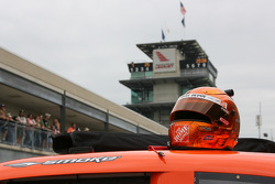 Helmet of Tony Stewart