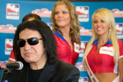 Press conference: Gene Simmons