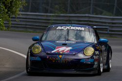 #66 TRG Porsche GT3 Cup: Ted Ballou, Spencer Pumpelly
