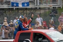 David Reutimann and Derrike Cope