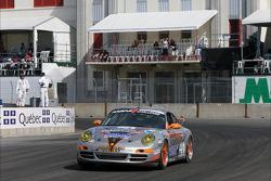 #41 TRG Porsche 997: Peter Ludwig, Scott Schroeder