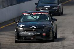 #00 Georgian Bay Motorsports Chevrolet Cobalt SS: Ashley McCalmont, Kirk Spencer