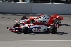 Darren Manning and Helio Castroneves