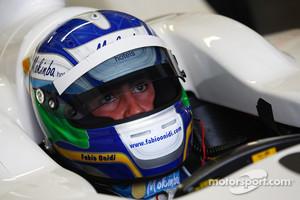Fabio Onidi, driver of A1 Team Italy