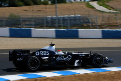 Dani Clos, Test Pilotu, Williams F1 Team, FW30