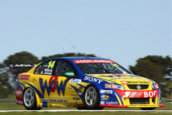 Max Wilson, Brad Jones (WOW Racing Commodore VE)