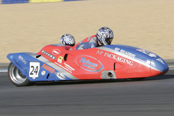 24-Milan Spendal, Peter Hill-Reliance Racing
