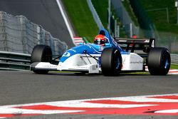 Marijn Van Kalmthout (NL) Van Kalmthout Auto, F1 Tyrell 023 Yamaha 3.0 V10