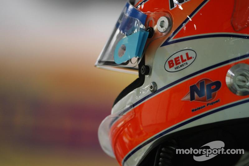 Nelson Piquet Jr., Renault F1 Team