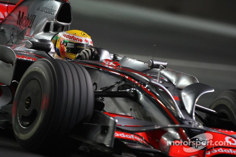 McLaren MP4-23 2008 року