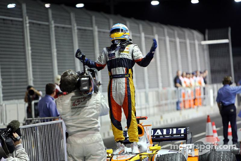 20- GP de Singapur, Marina Bay