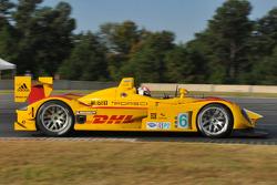 #6 Penske Racing Porsche RS Spyder: Sascha Maassen, Patrick Long, Emmanuel Collard