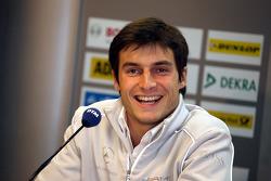 Wednesday press conference: Bruno Spengler