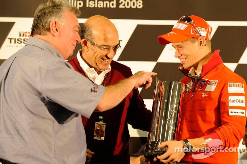 #6 2007 - Casey Stoner (Ducati)