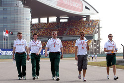 Ross Brawn Team Principal, Honda Racing F1 Team, Jenson Button, Honda Racing F1 Team