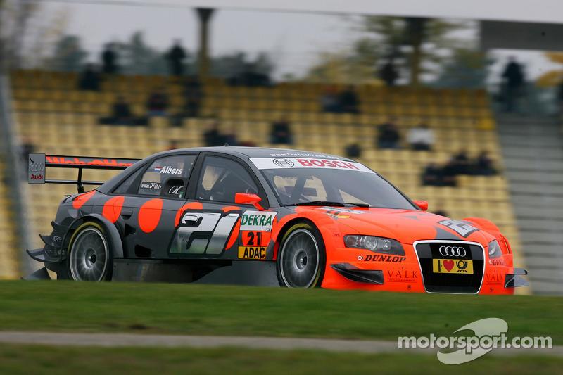 Крістіан Альберс, TME, Audi A4 DTM