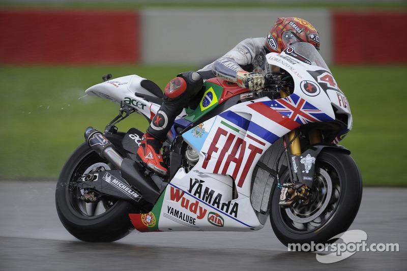 Jorge Lorenzo, Yamaha - GP van Valencia 2008