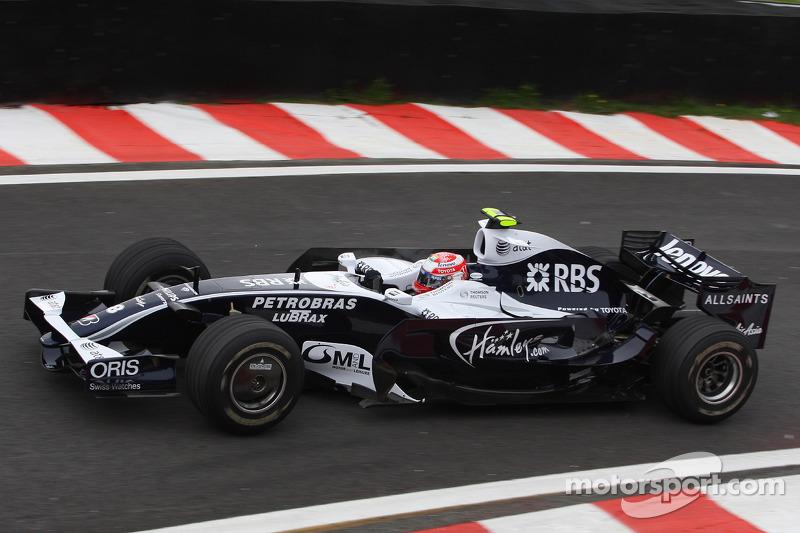 2008: 威廉姆斯FW30赛车